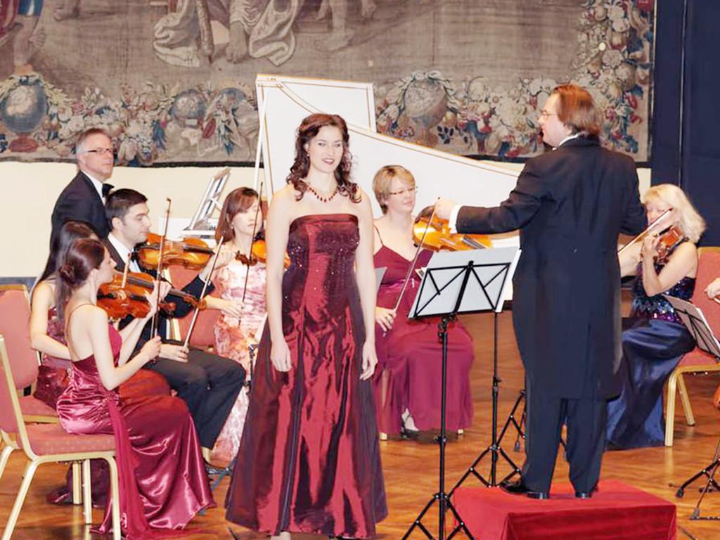 Kammerphilharmonie dacapo