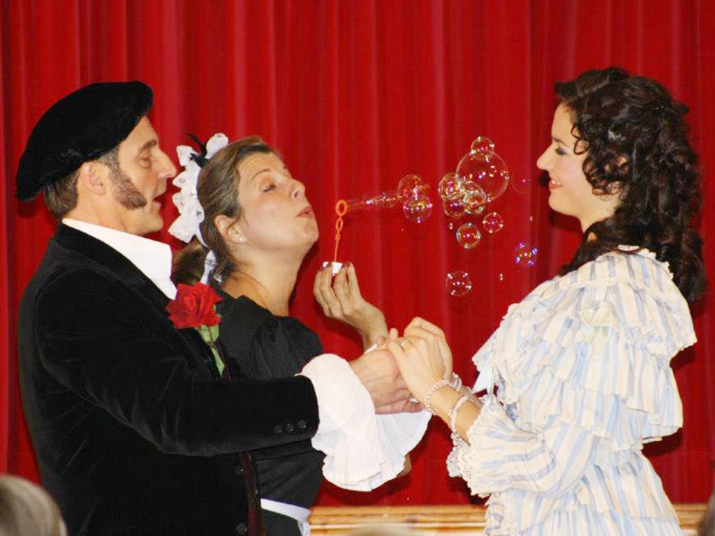 Sophie von Bayern, Opera al Gusto
